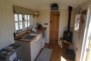 Cucina o angolo cottura di Nutgrove House Luxury B&B
