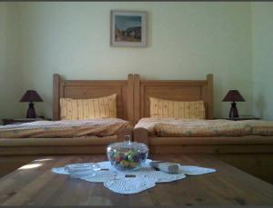 A bed or beds in a room at Rooms Počitelj