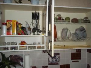 Кухня или мини-кухня в 1-комнатная квартира