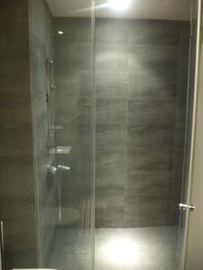 Um banheiro em Studio inn Luxury Penthouse
