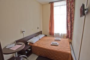 Кровать или кровати в номере Bridge Inn