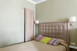Кровать или кровати в номере Modern apartment near city centre