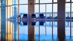 The swimming pool at or near Carnoustie Golf Hotel 'A Bespoke Hotel'