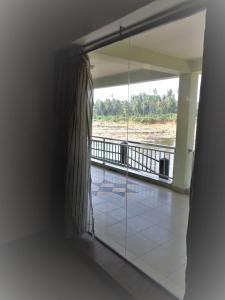 A balcony or terrace at Hotel Pinnalanda