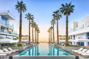 The swimming pool at or near Five Palm Jumeirah Dubai