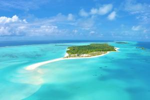 Sun Island Resort & Spa с высоты птичьего полета