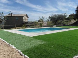 The swimming pool at or near Casa da Bôcha