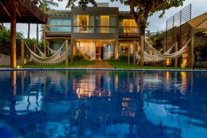 The swimming pool at or close to Flor de Lis Exclusive Hotel