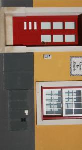 The floor plan of Casas da Alegria