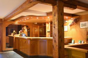 The lobby or reception area at RVHotels Orri
