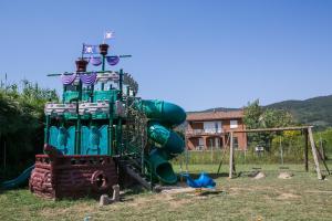 Area giochi per bambini di Camping River