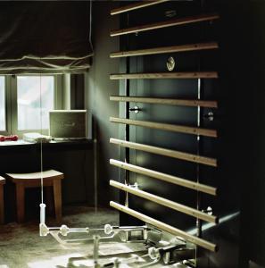 A bathroom at B&B The Verhaegen