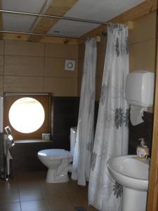 Łazienka w obiekcie Wiatrak