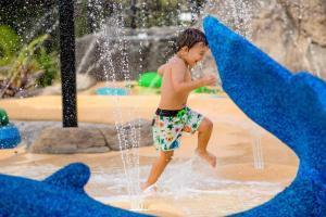 Children staying at BIG4 Tweed Billabong Holiday Park