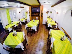 Ресторан / где поесть в Penzion U Králíků
