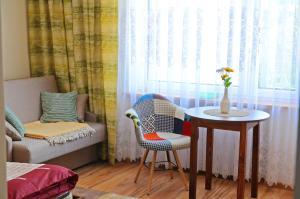 Część wypoczynkowa w obiekcie Apartament KARINA