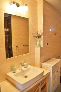Łazienka w obiekcie Apartament KARINA