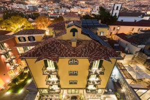 A bird's-eye view of Castanheiro Boutique Hotel