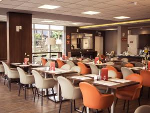 A restaurant or other place to eat at Hotel 10 Uniao da Vitoria