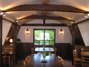 A restaurant or other place to eat at Ryokan Inn Yoshida-sanso