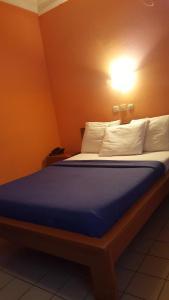 Un ou plusieurs lits dans un hébergement de l'établissement Résidence Saint-Jacques Brazzaville