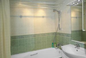 Ванная комната в Apartment on Filevsky Park