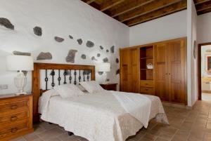 Cama o camas de una habitación en Caserío Leandro II