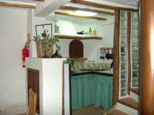 Una cocina o zona de cocina en La Villa Priego de Cordoba