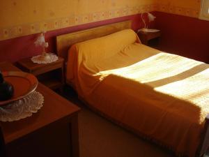 Un ou plusieurs lits dans un hébergement de l'établissement gite Loca