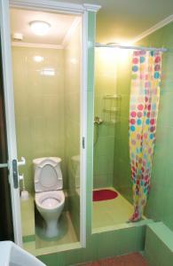 Ванная комната в Хостел Рус - Волгоградка