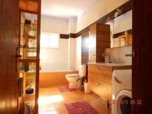 A bathroom at Casa Marechen