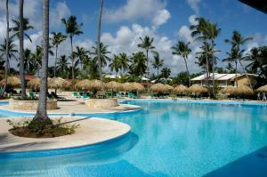 The swimming pool at or near Grand Palladium Bavaro Suites Resort & Spa - All Inclusive