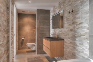 Salle de bains dans l'établissement Nama-Stay