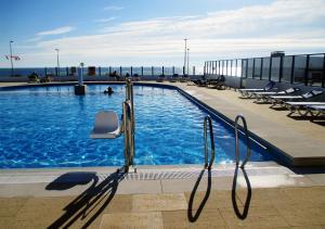 A piscina em ou perto de Parque de Campismo Orbitur Canidelo