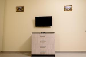 Телевизор и/или развлекательный центр в 21vek Hotel