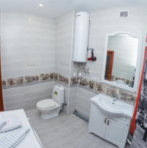 Ванная комната в Apartment on Lenina 69А