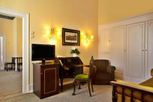 Area soggiorno di Hotel Avenida Palace
