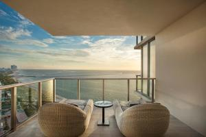 A balcony or terrace at The St Regis Bal Harbour Resort