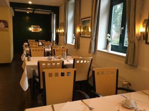 Ресторан / где поесть в Hotel Steinkrug
