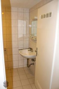 A bathroom at Hotel Sonja