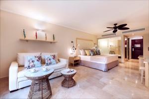 Zona de estar de Grand Palladium Palace Resort Spa & Casino - All Inclusive