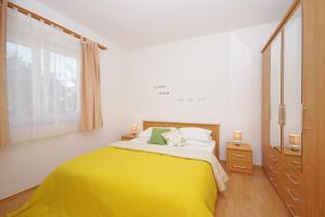 Posteľ alebo postele v izbe v ubytovaní Apartments Imgrund