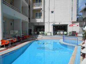 The swimming pool at or near Hotel Koala