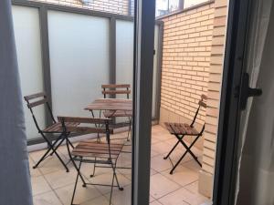Un balcón o terraza de Apartamento Carmen