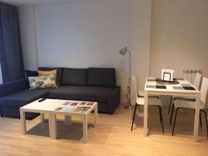 Zona de estar de Apartamento Carmen
