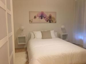 Cama o camas de una habitación en Apartamento Carmen
