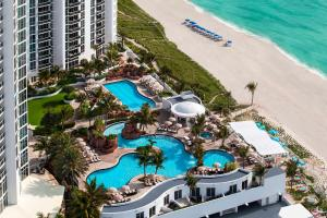 A view of the pool at Trump International Beach Resort or nearby