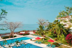 A view of the pool at Decameron Barú - All Inclusive or nearby