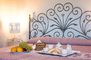 Frühstücksoptionen für Gäste der Unterkunft Hotel Villa Gli Asfodeli