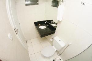 Ванная комната в LW Hotel